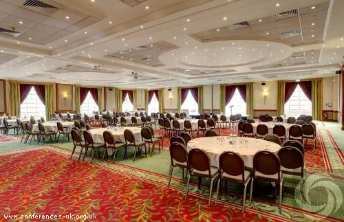 Special Offer from best western stoke on trent moat house