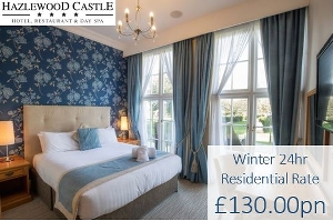 Special Offer from hazlewood castle hotel tadcaster
