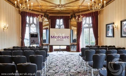 Special Offer from mercure sheffield kenwood hall hotel
