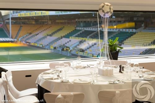 Special Offer from norwich city football club