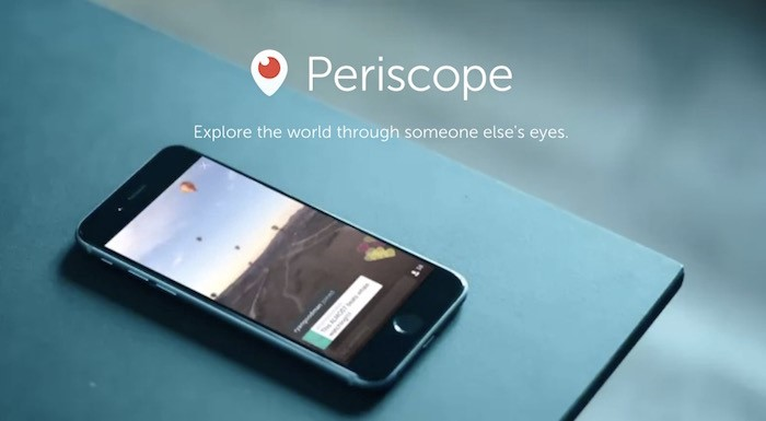 Periscope and Merkaat