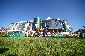 Aintree Racecourse Liverpool-Main