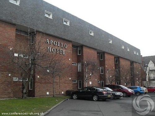 Apollo Hotel Birmingham-Main