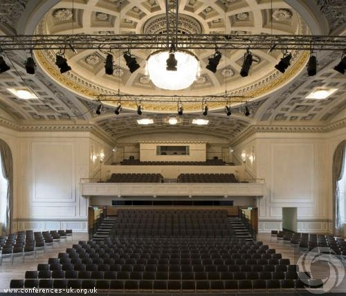 Assembly Rooms Edinburgh