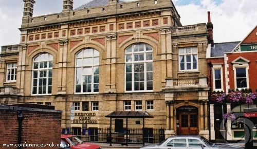 Bedford Corn Exchange-Main