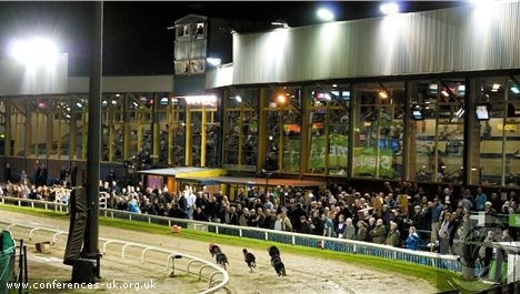Belle Vue Greyhound Stadium Manchester-Main