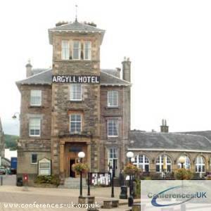 Best Western Argyll Hotel-Main