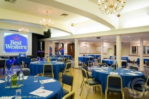 Best Western Calcot Hotel-Main