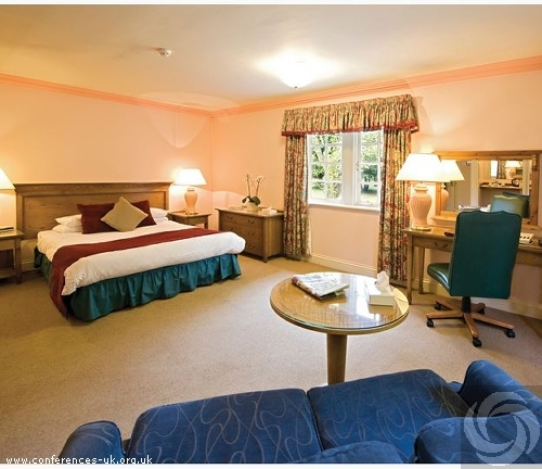 BEST WESTERN PLUS Orton Hall Hotel and Spa