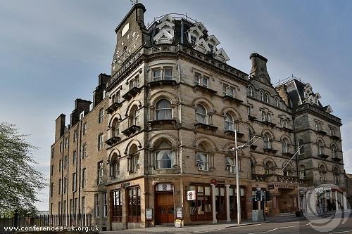 Best Western Queens Hotel Dundee-Main