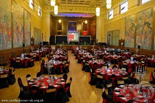 Brangwyn Hall Swansea-Main