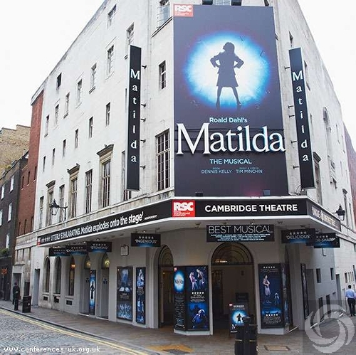 Cambridge Theatre-Main