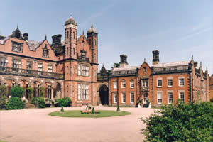 Capesthorne Hall-Main