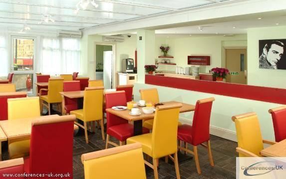 Comfort Inn Edgware Road W2-Main