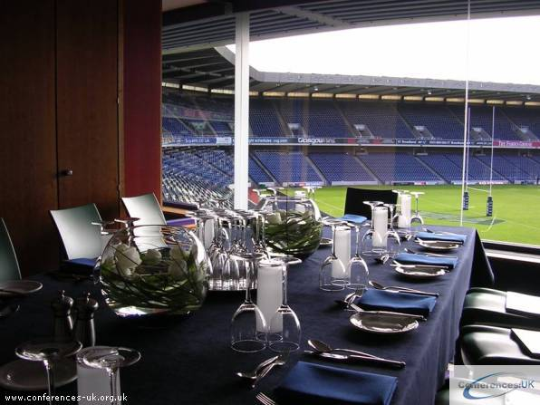 Murrayfield Stadium Edinburgh