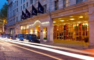 Kingsway Hall Hotel London WC2