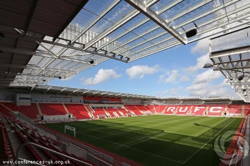 New York Stadium Rotherham