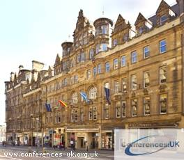 The Carlton Hotel Edinburgh