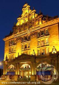 The Caledonian Waldorf Astoria Hotel Edinburgh