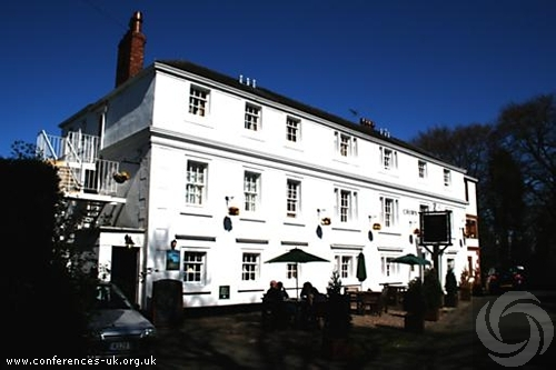 Crown Hotel Wetheral-Main