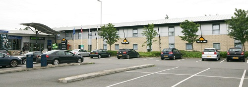 Days Inn Hotel Donington
