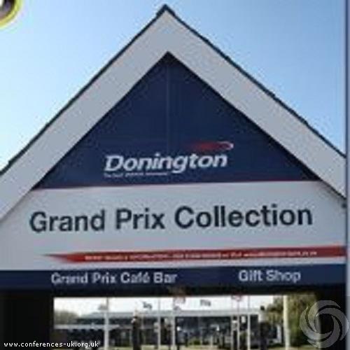 Donington Park Motor Racing Circuit-Main