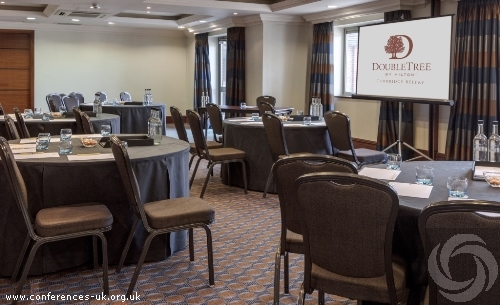 Doubletree by Hilton Cambridge Belfry