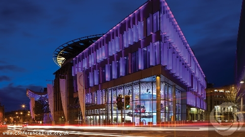 Edinburgh International Conference Centre-Main