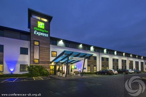 Express By Holiday Inn CAMBRIDGE-Main