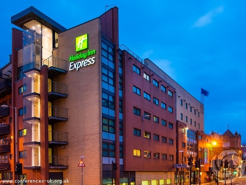 Express By Holiday Inn GLASGOW CITY-RIVERSIDE-Main
