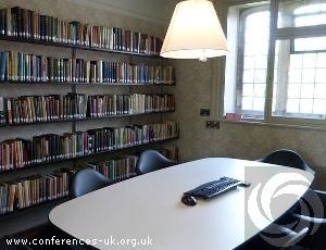 gladstones_library_hawarden_wales