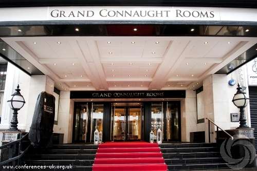De Vere Grand Connaught Rooms London