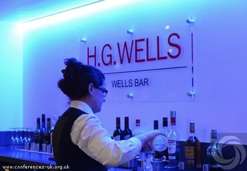 H G Wells Conference and Events Centre