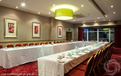 Hallmark Hotel Stourport Manor-Main