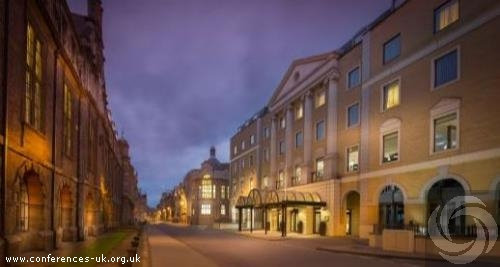Hilton Cambridge City Centre Hotel