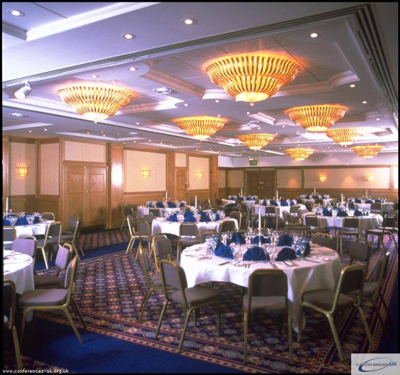 Blackpool Hotel Conference Centre and Spa-Main