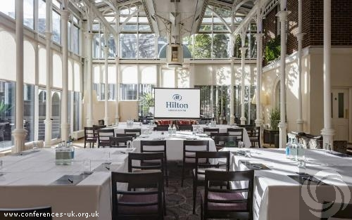 Hilton London Euston WC1