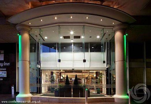 Holiday Inn Birmingham City Centre-Main