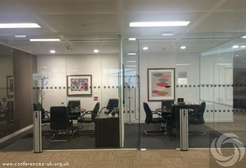 i2 Office London City Bishopsgate