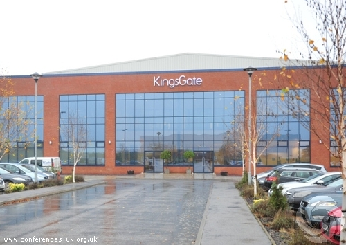 KingsGate Conference Centre