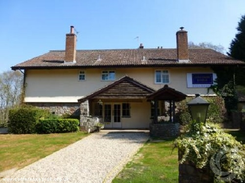 Lyncombe Lodge-Main