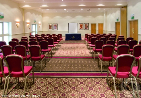 Macdonald Botley Park Hotel and Spa Southampton