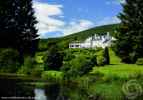 Macdonald Forest Hills Hotel and Resort Aberfoyle near Stirling