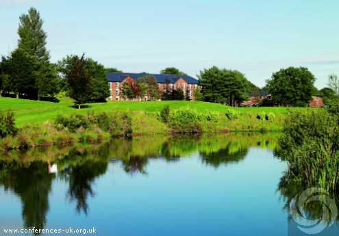 Macdonald Hill Valley Hotel Golf and Spa Shropshire-Main