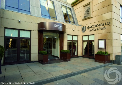 Macdonald The Holyrood Hotel Edinburgh