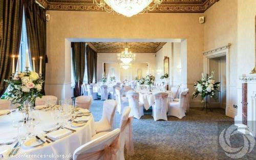 Mercure Warwickshire Walton Hall Hotel and Spa-Main