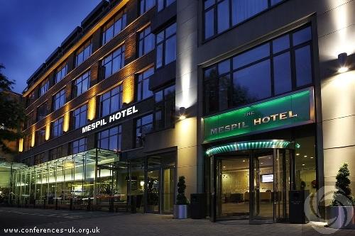 Mespil Hotel Dublin-Main