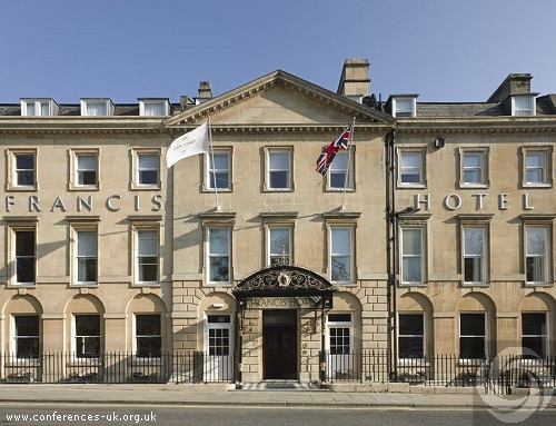 MGallery Francis Hotel Bath-Main