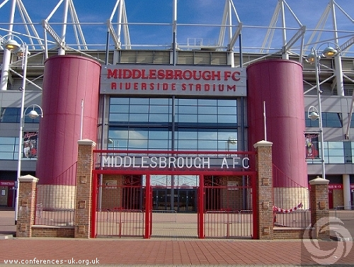 Middlesbrough FC Riverside Stadium