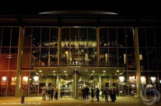 Milton Keynes Theatre-Main